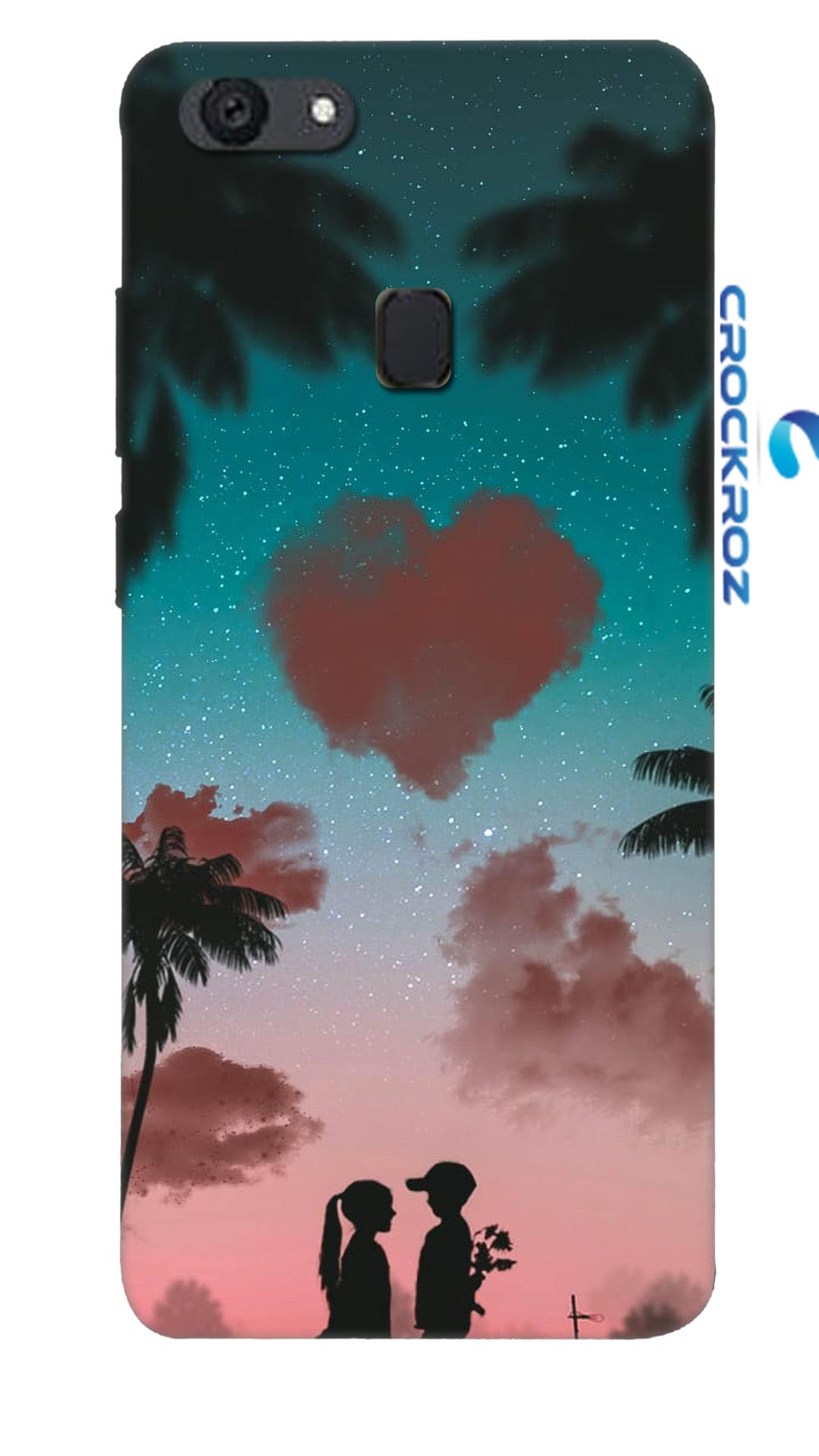 Oppo F5 Friend cum love Designed Back Cover