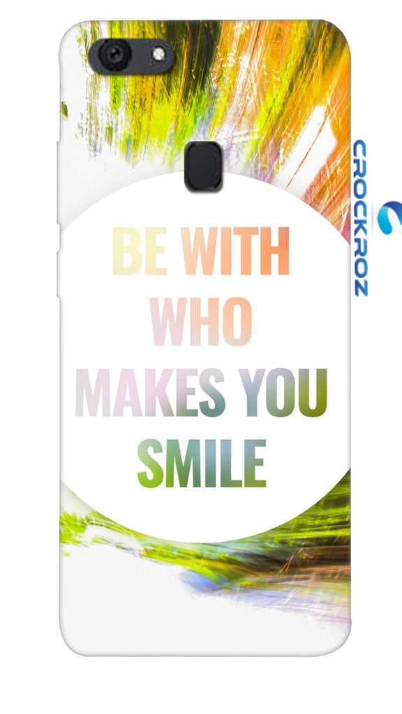 Oppo F5  Smile Designed Back Cover