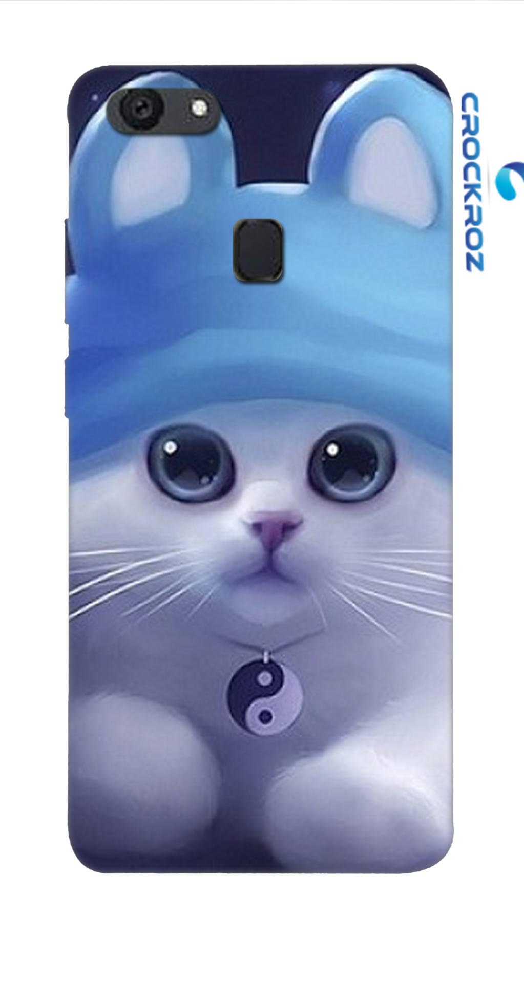 Oppo F5 cutie  cats Designed Back Cover