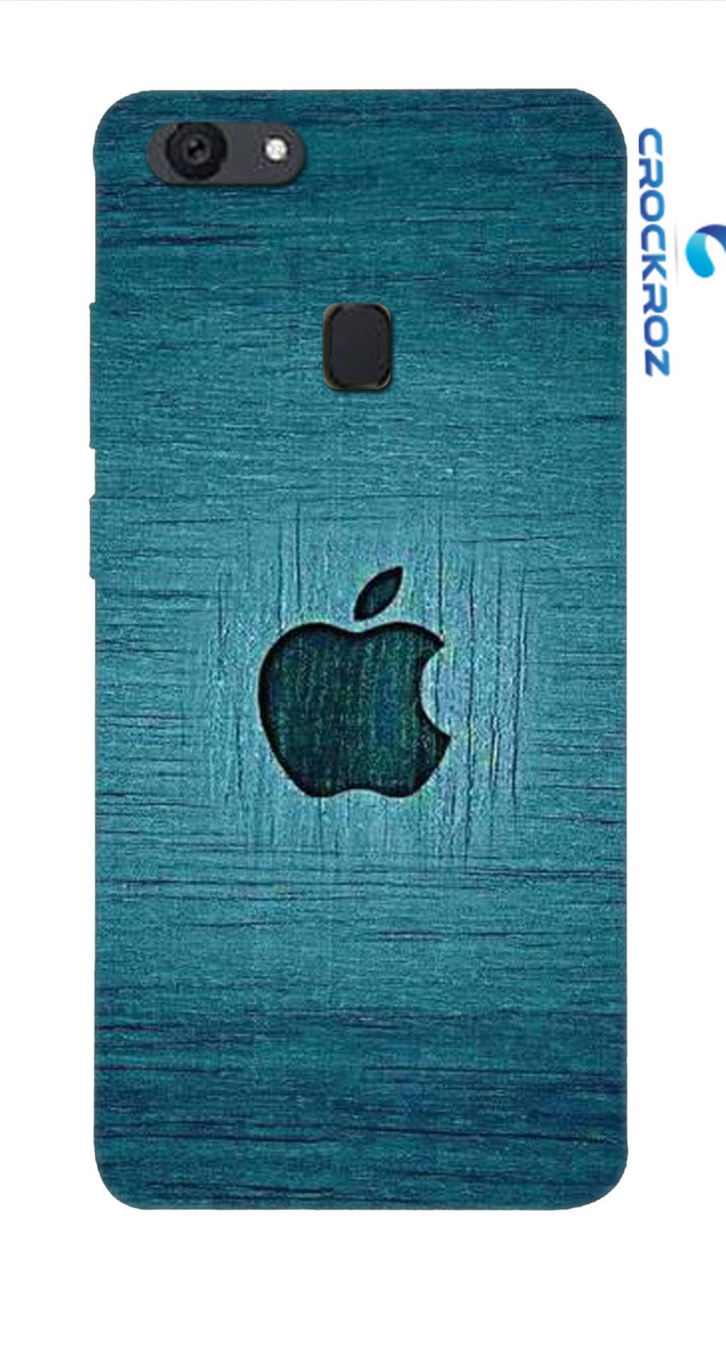 Oppo F5  your Green apple Designed Back Cover