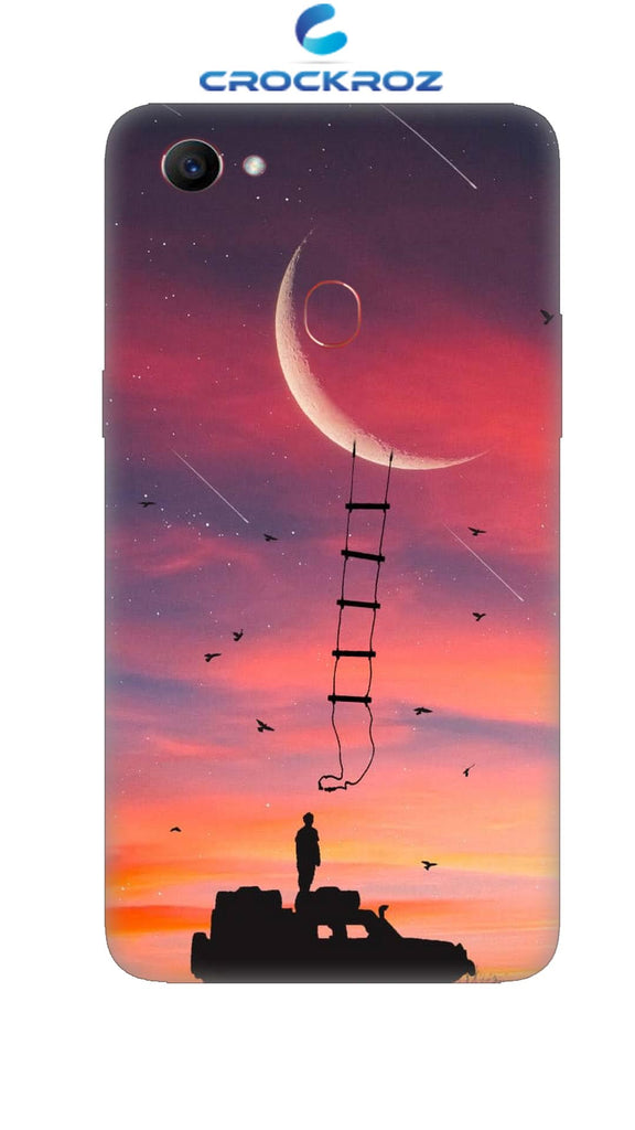 Oppo F7 Dreams Designed Back Cover