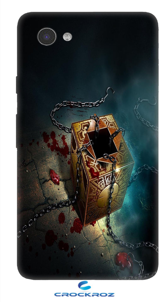 GooglePixel2XL Treasure Designed Back Cover