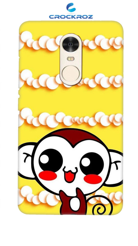 Redmi Note 4 Funky Designed Back Cover