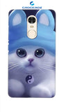 Redmi Note 4 cutie  cats Designed Back Cover
