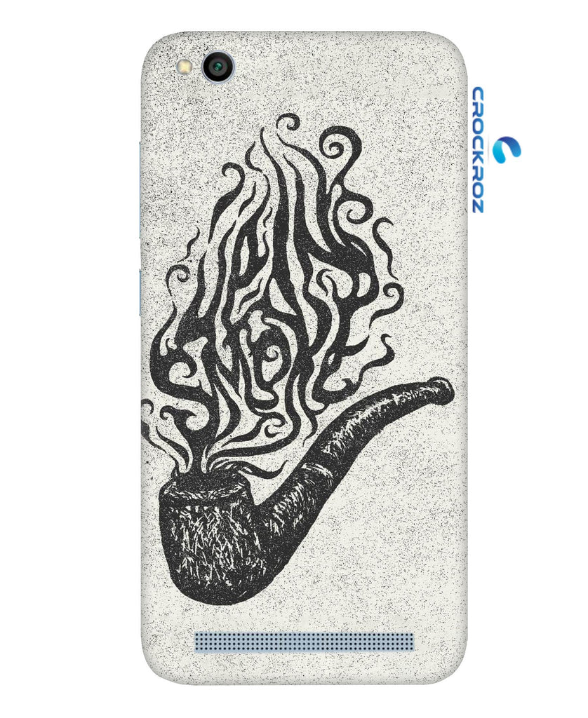 Redmi 5A Smoky Designed Back Cover