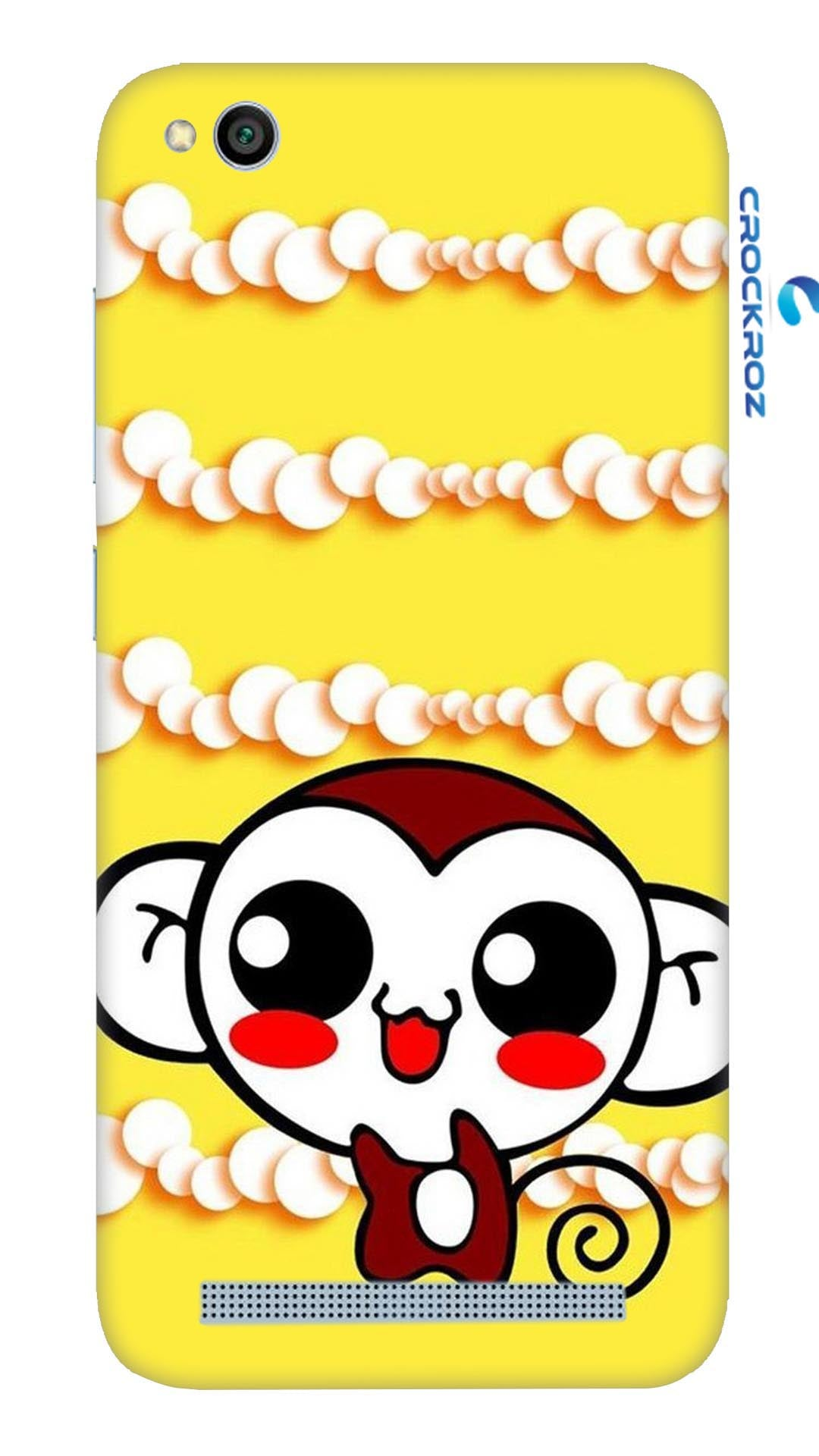 Redmi 5A Funky Designed Back Cover