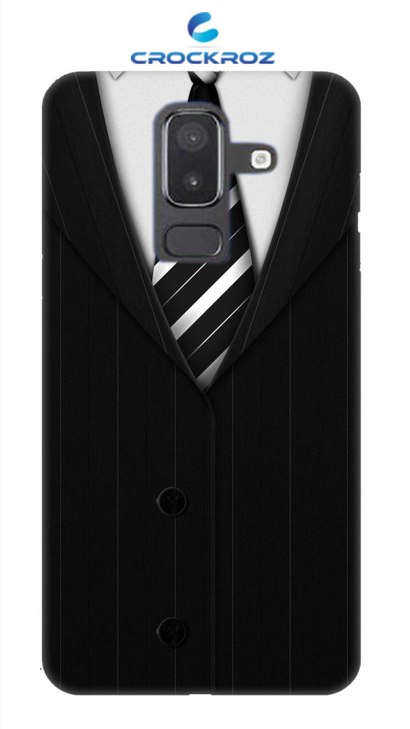 SAMSUNG J8 Attitude Designed Back Cover
