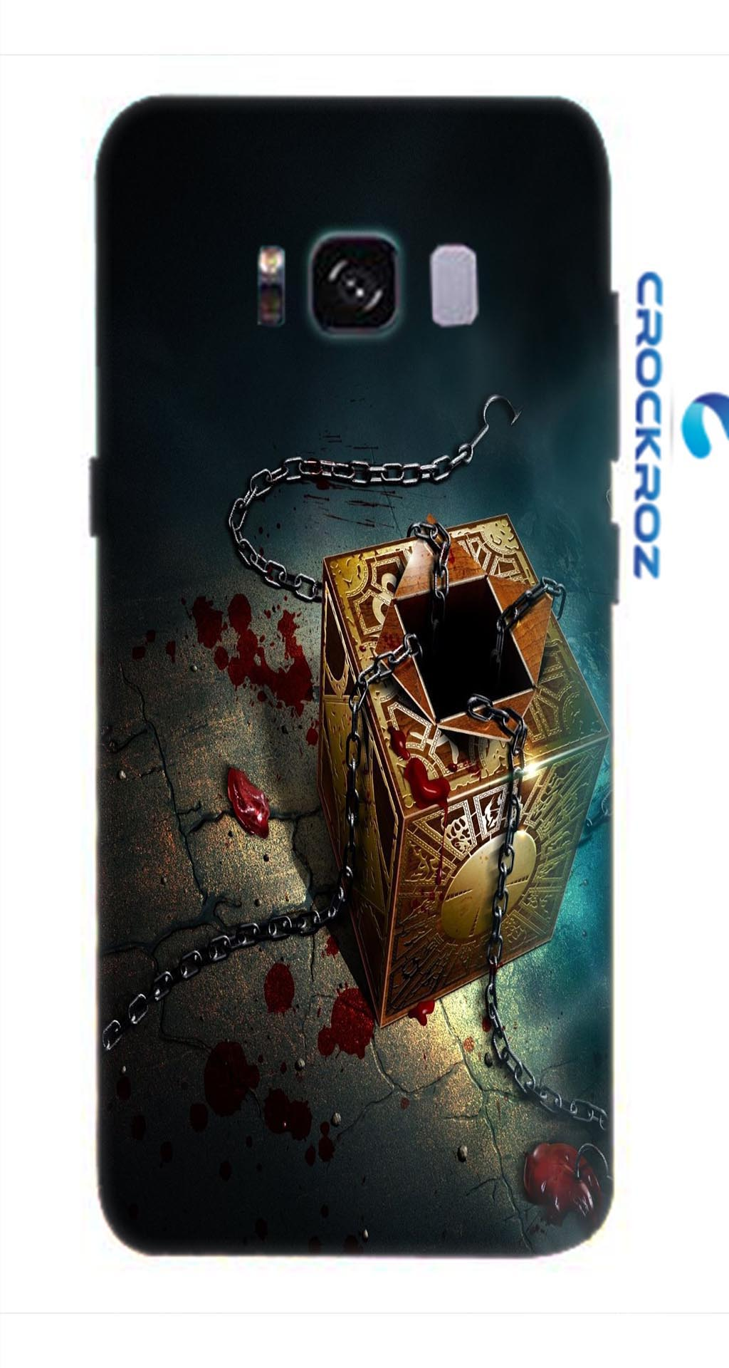 Samsung Galaxy S8 Treasure Designed Back Cover