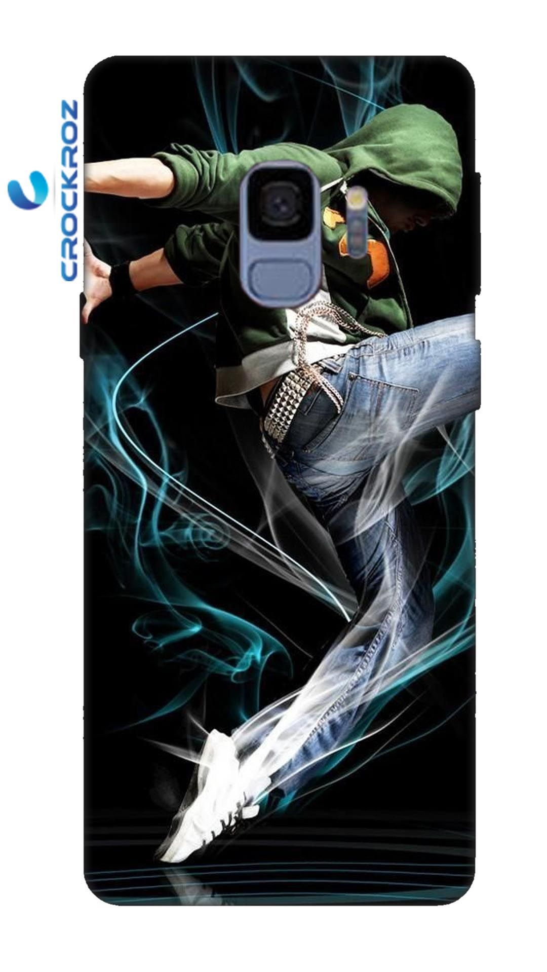 SAMSUNGS9 Rockstar Designed Back Cover