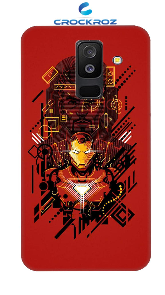 SAMSUNG A6 Plus  Avenger Designed Back Cover
