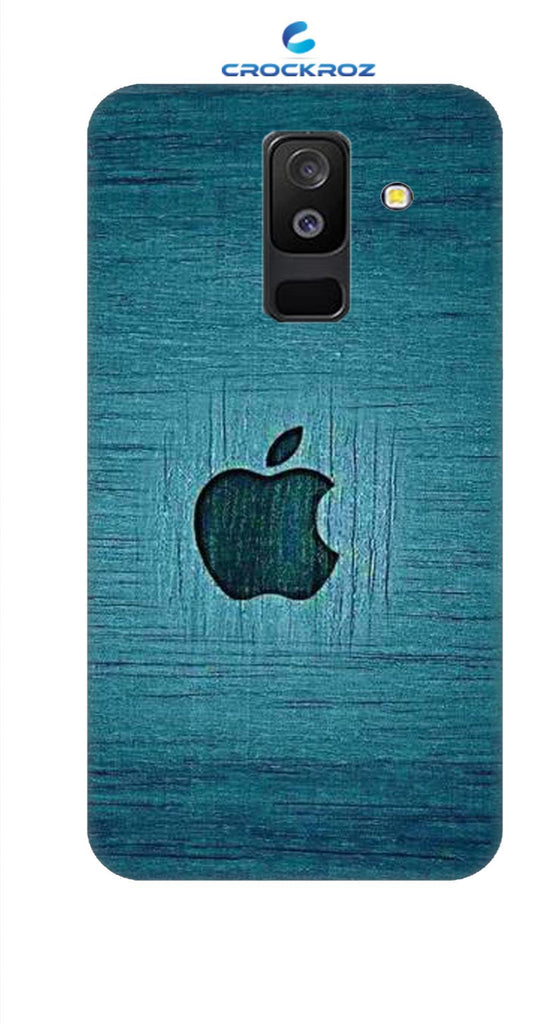 SAMSUNG A6 Plus Your Green apple Designed Back Cover