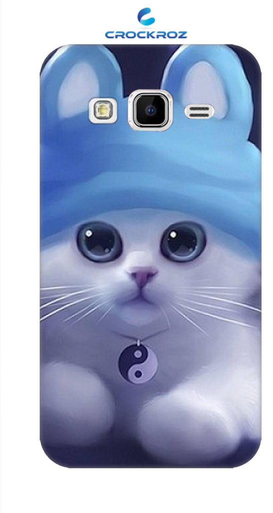 SAMSUNG J2-16  cutie  cats Designed Back Cover