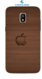 SAMSUNGJ2-18 Your apple Designed Back Cover