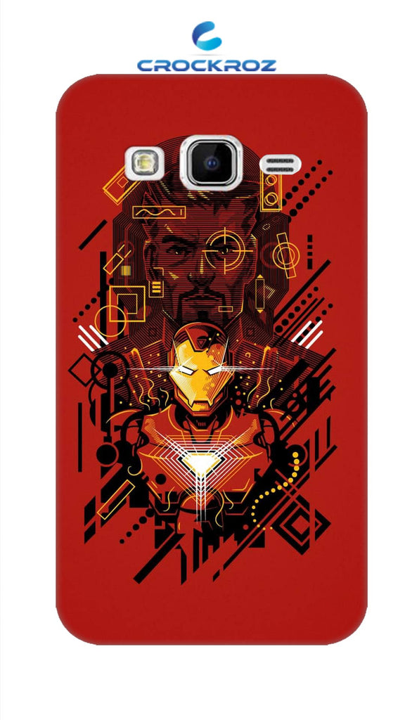 SAMSUNG J2-16 Avenger Designed Back Cover
