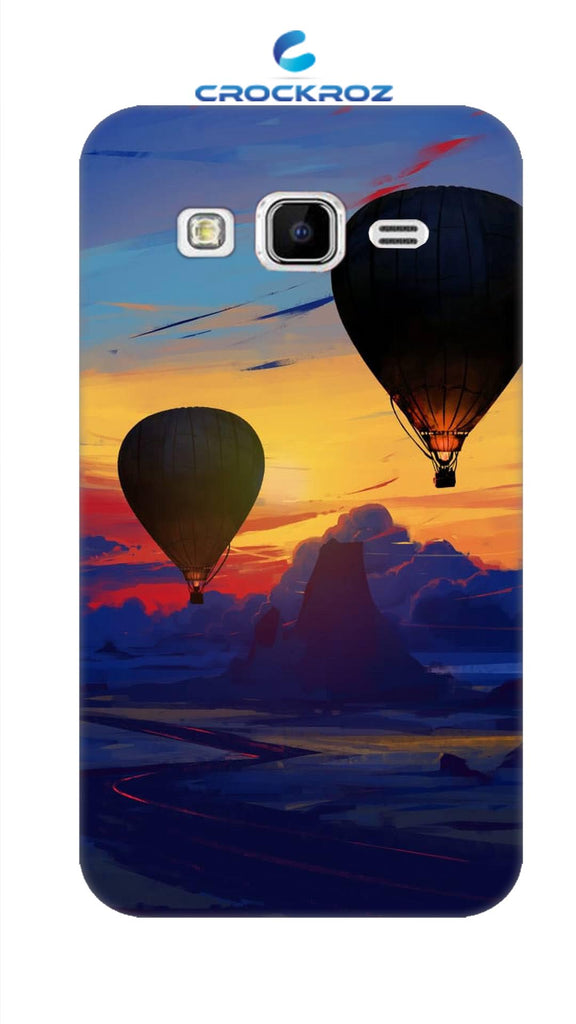SAMSUNG J2-16 Parachute Designed Back Cover