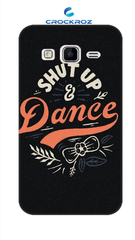SAMSUNG J2-16  Dance love  Designed Back Cover