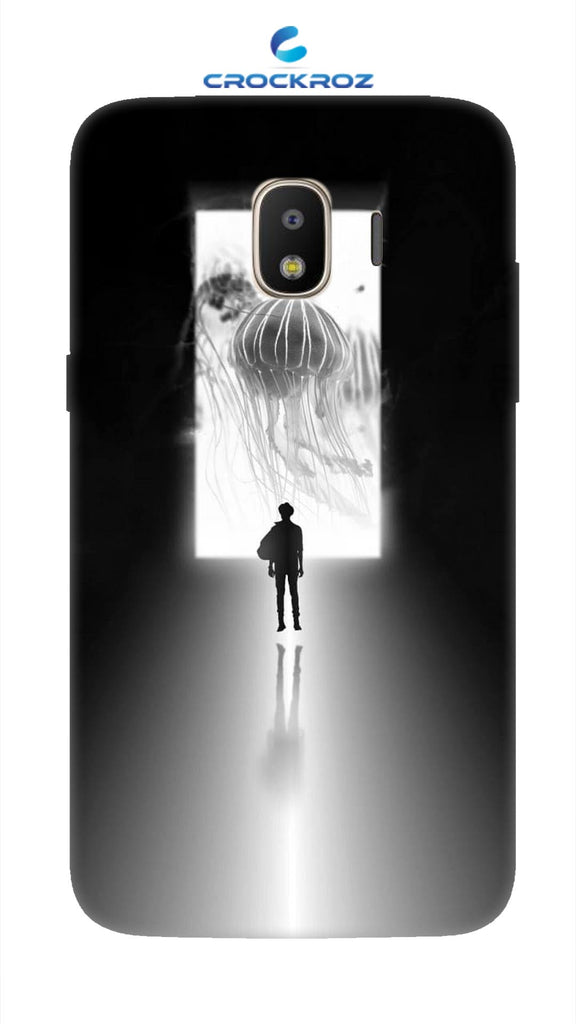 SAMSUNG J2-18 Mission space Designed Back Cover