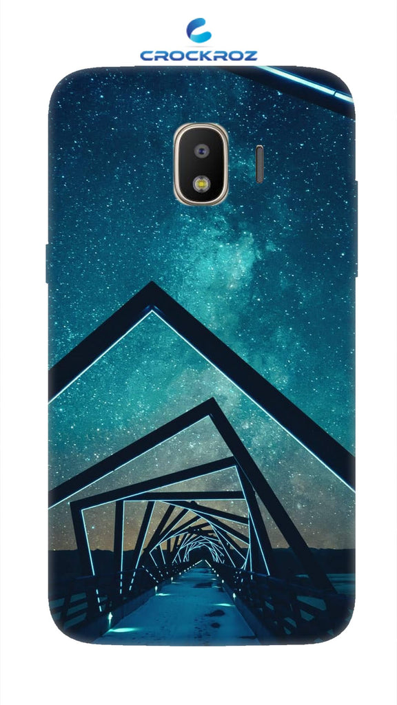 SAMSUNG J2-18 Night bridge Designed Back Cover