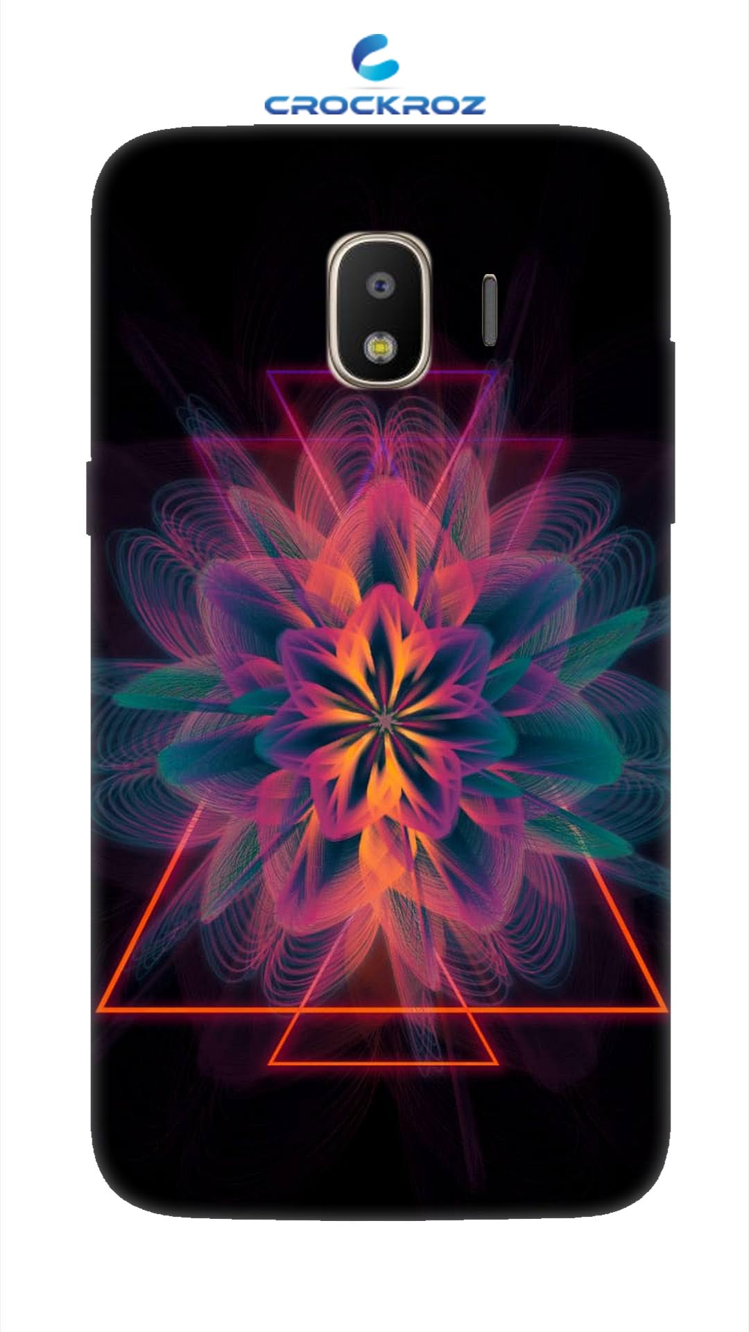 SAMSUNG J2-18 Color magic Designed Back Cover
