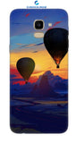 SAMSUNG J6  Parachute Designed Back Cover