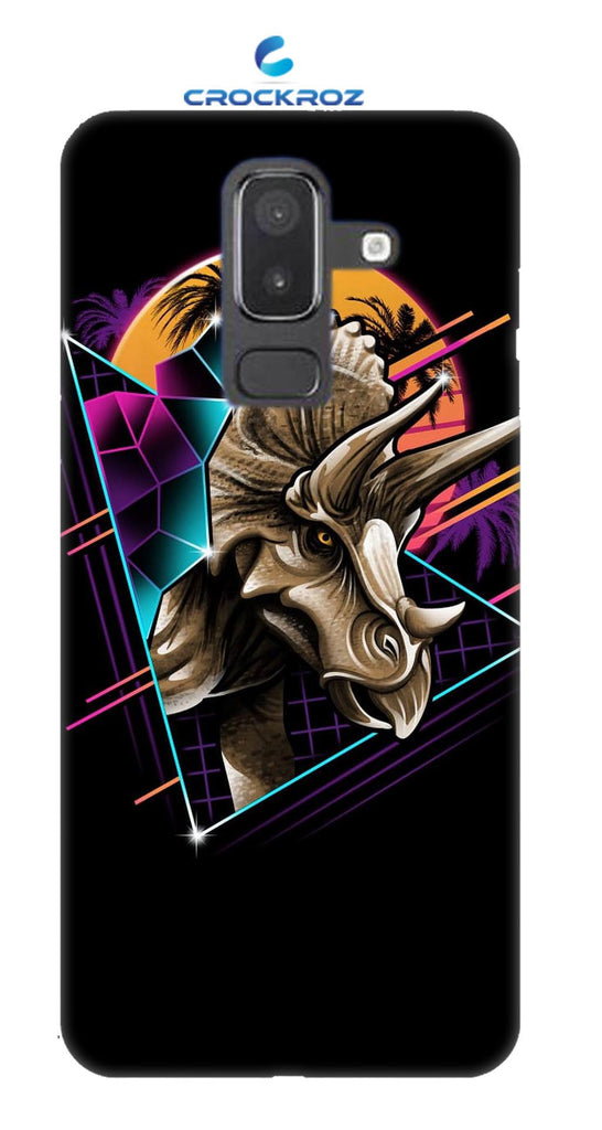 SAMSUNG J8 Hungry Beast Designed Back Cover