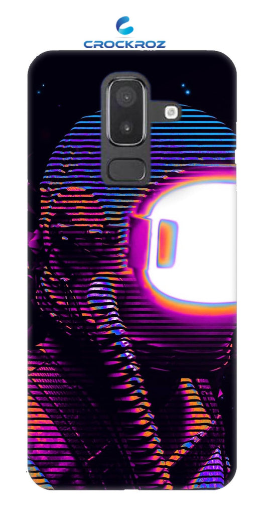 SAMSUNG J8 Roberto Designed Back Cover