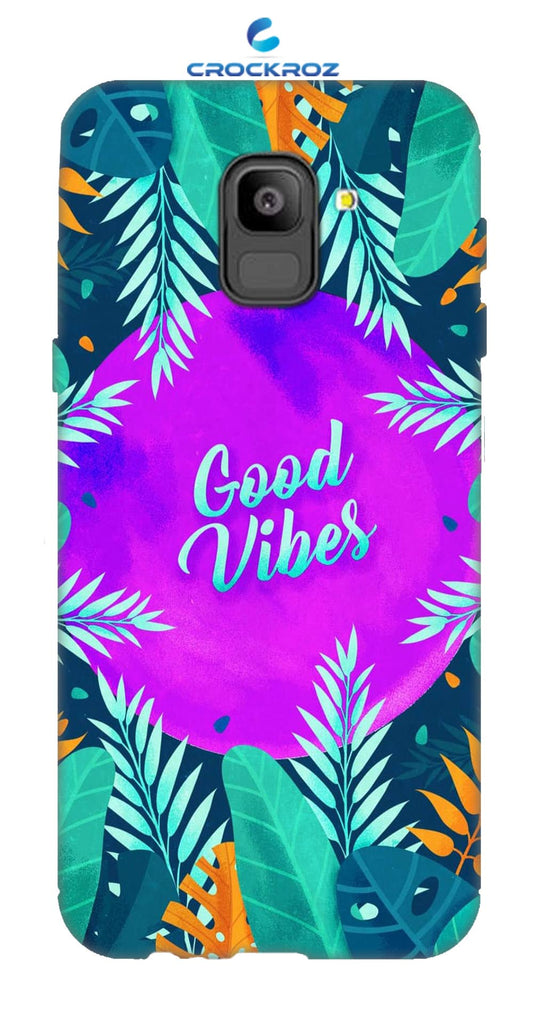 SAMSUNG On6  Vibes Designed Back Cover