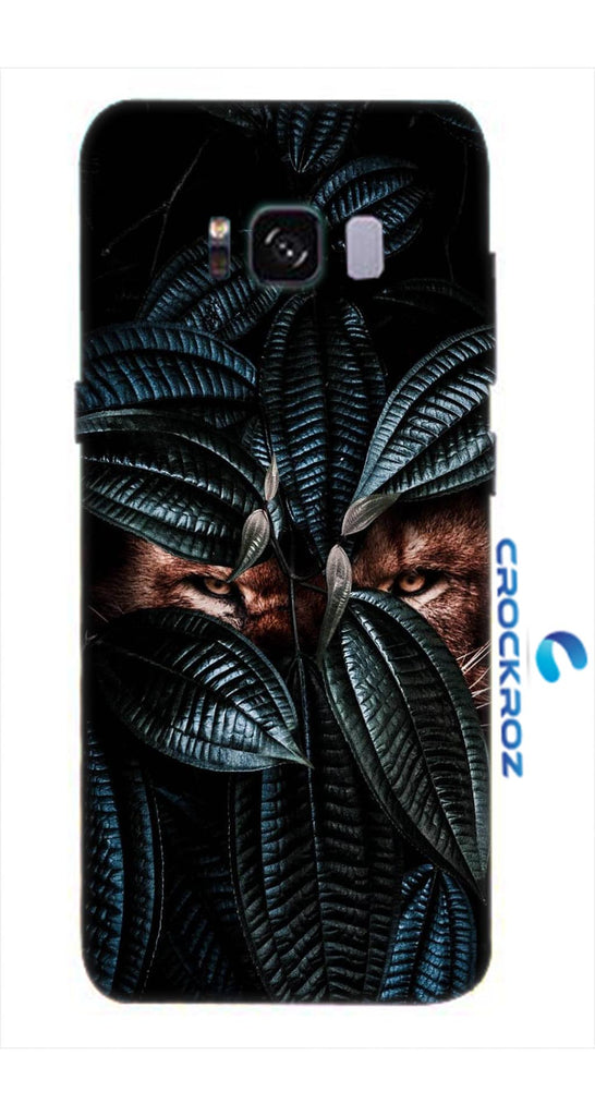 SAMSUNG S8 Liony mask Designed Back Cover