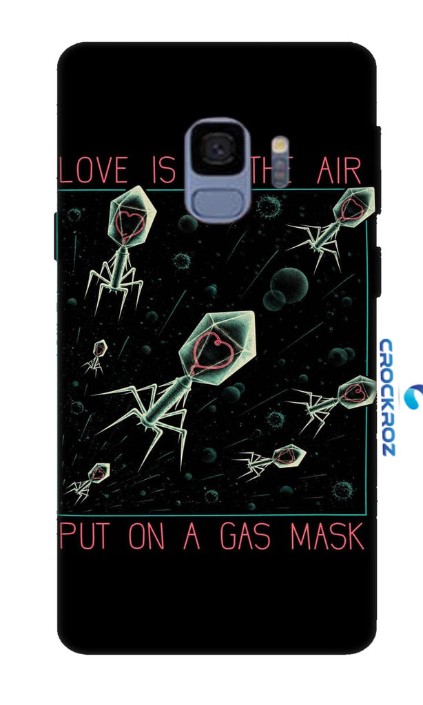 SAMSUNG S9 Airy love Designed Back Cover