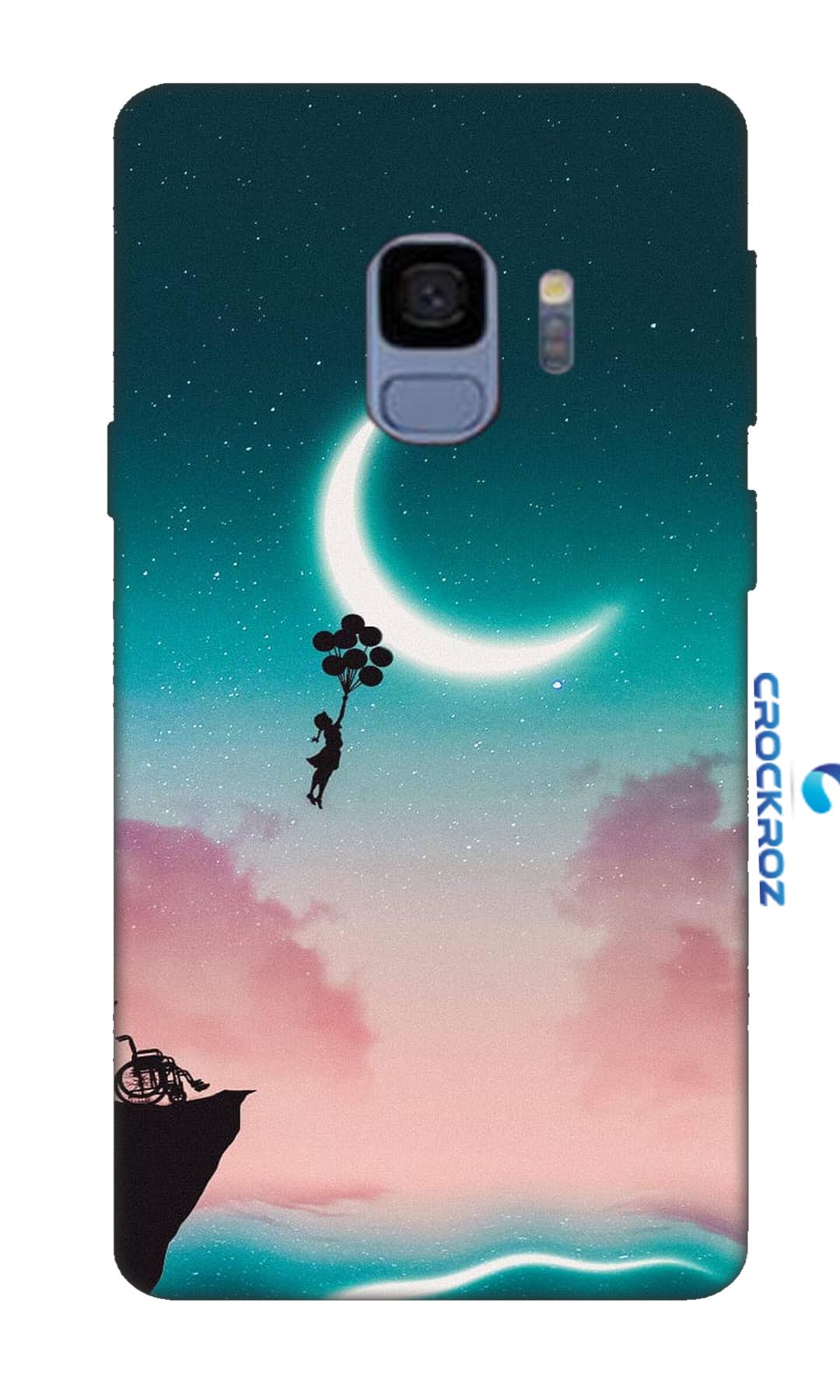 SAMSUNG S9  Moony dreams Designed Back Cover