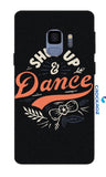 SAMSUNG S9 Dance love  Designed Back Cover