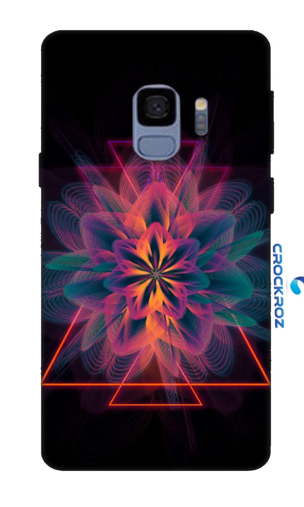 SAMSUNG S9 Color magic Designed Back Cover