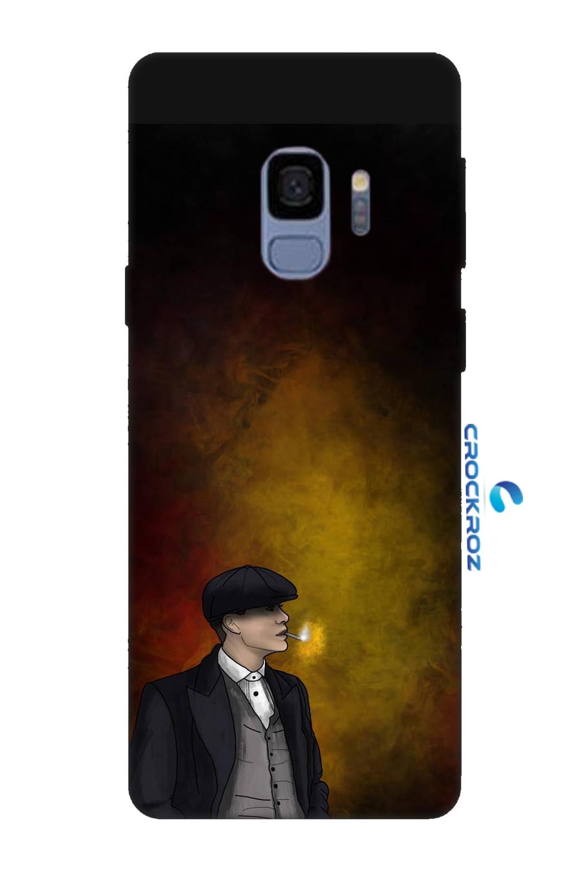 Samsung Galaxy S9 Detective Designed Back Cover