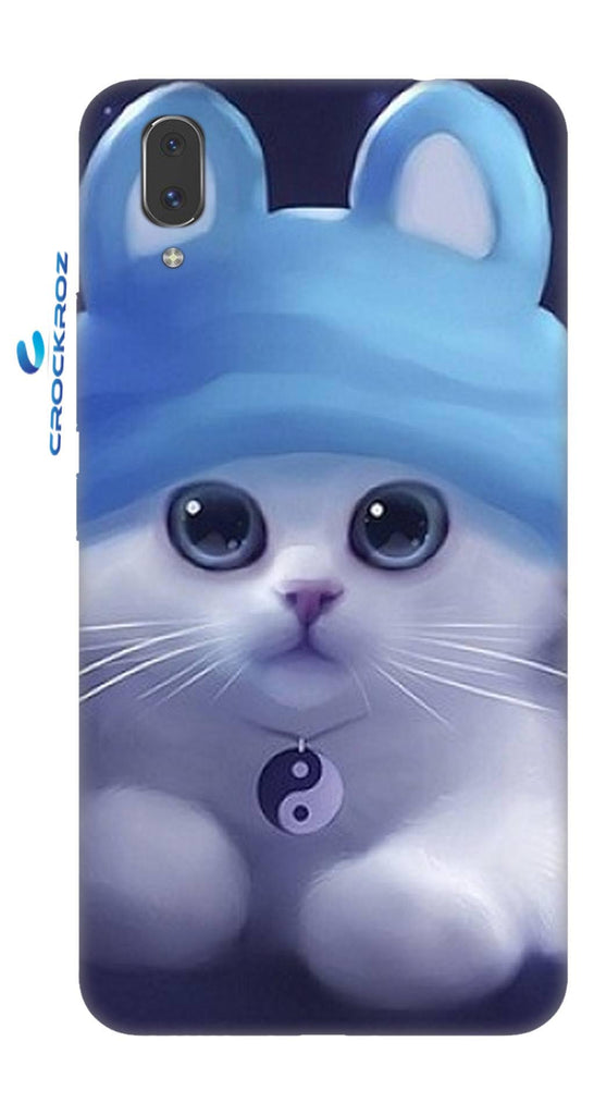Vivo X21 cutie  cats Designed Back Cover