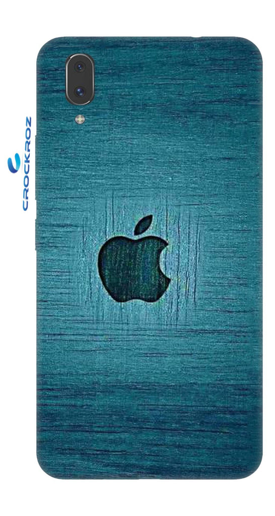 Vivo X21 your Green apple Designed Back Cover