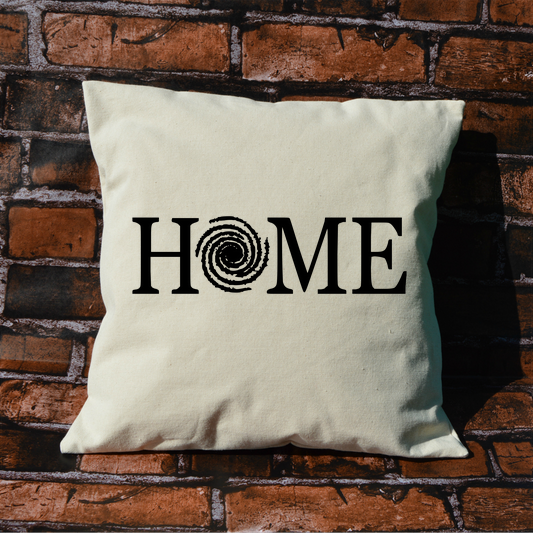 Milky Way Home Pillow