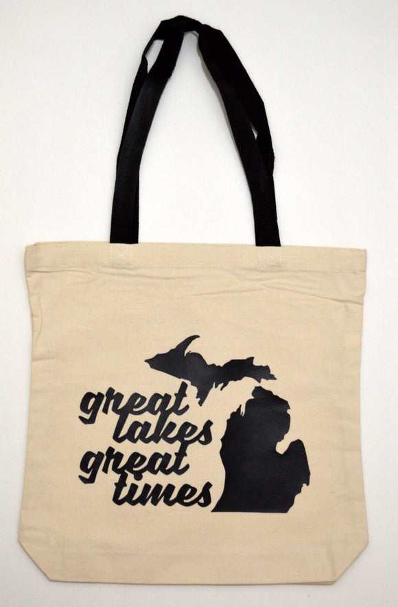 Great Lakes Great Times Tote Bag