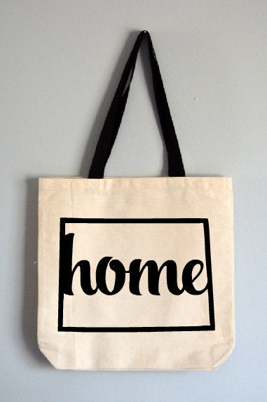 Colorado Home Tote Bag