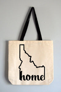 Idaho Home Tote Bag