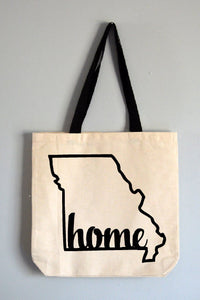 Missouri Home Tote Bag