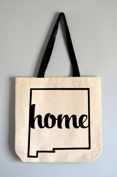 New Mexico Home Tote Bag