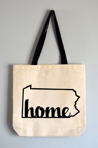 Pennsylvania Home Tote Bag