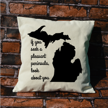 Pleasant Peninsula Pillow