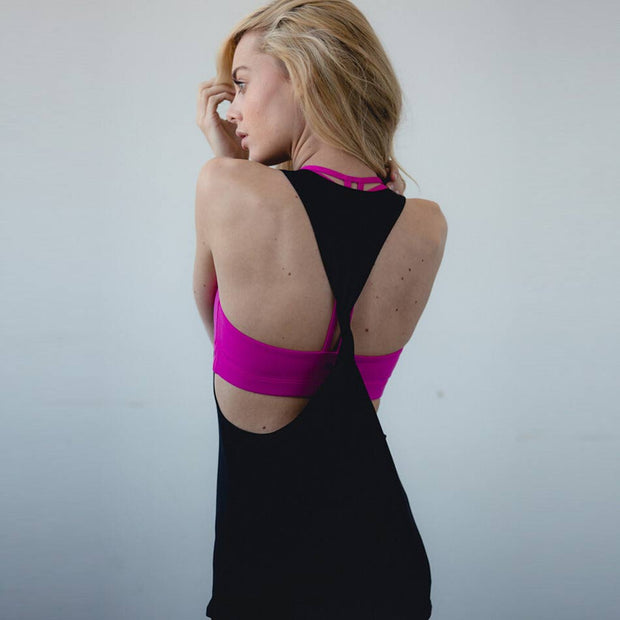 Twist Yoga Top