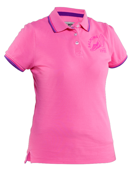 Salming Ivy Polo Women Sugar Plum Pink