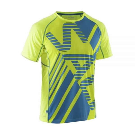 Salming Running Tee Men Safety Yellow