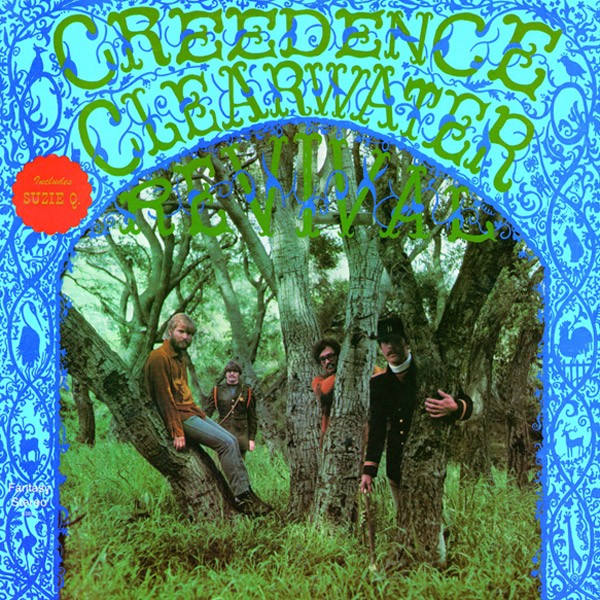 Vinilo Creedence Clearwater Revival CREEDENCE CLEARWATER REVIVAL
