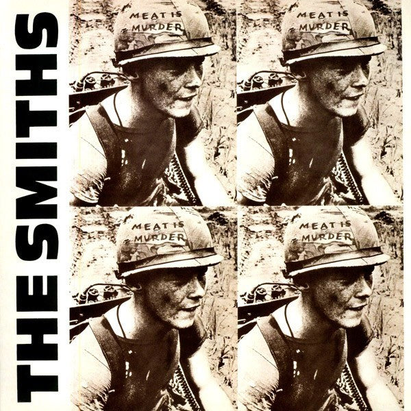 Vinilo The Smiths MEAT IS MURDER