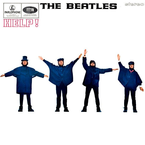 Vinilo The Beatles HELP! REMASTERED