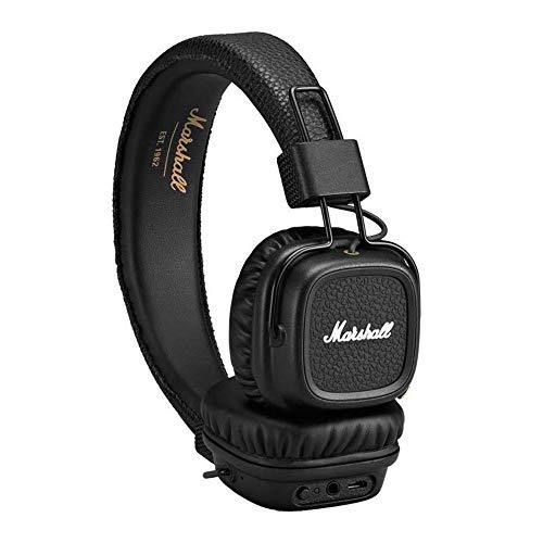 Audífonos Marshall Major II On Ear Bluetooth Negro